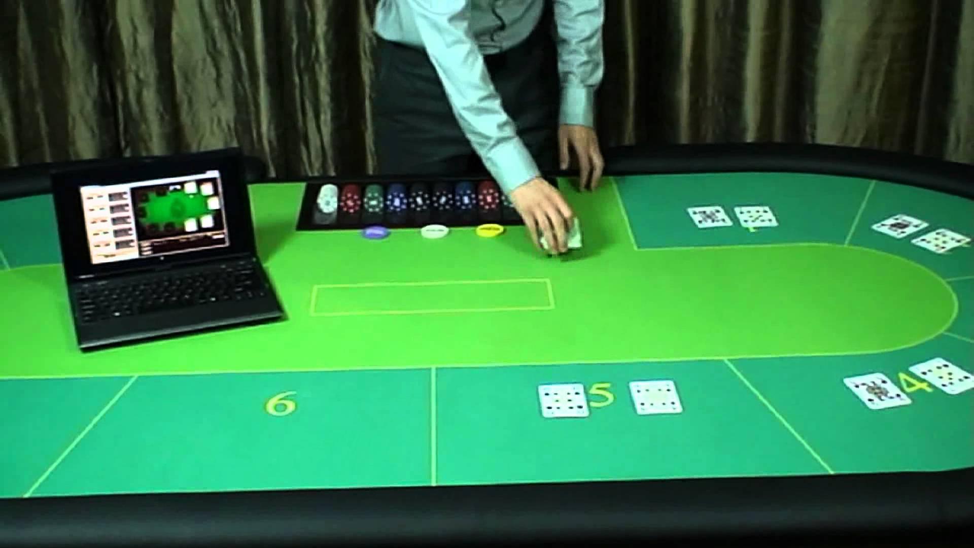 لعبة بوكر الثلاث - 91886