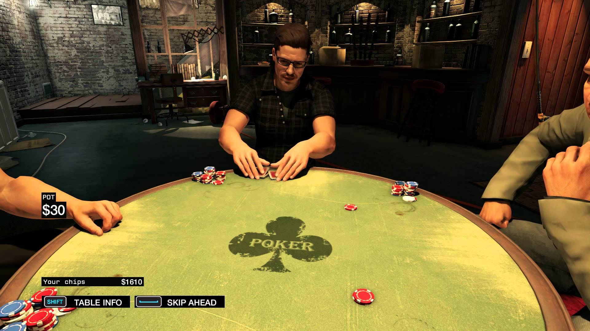 لعبة البوكر - 64796