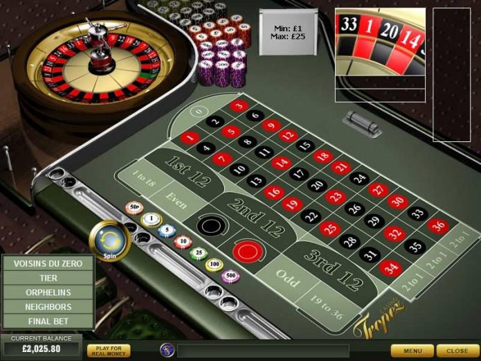 لعبة الروليت - 34897