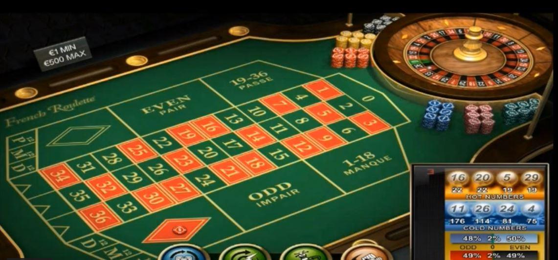 لعبة الروليت اون - 97704