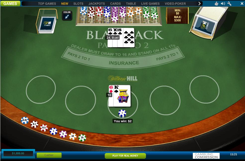 لعبة بلاك جاك - 14371