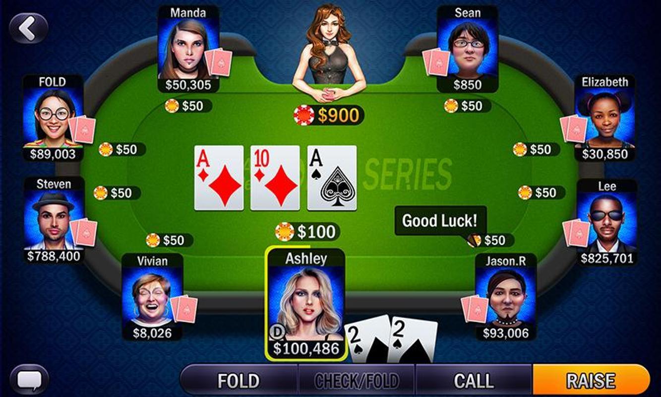لعبة البوكر - 76920
