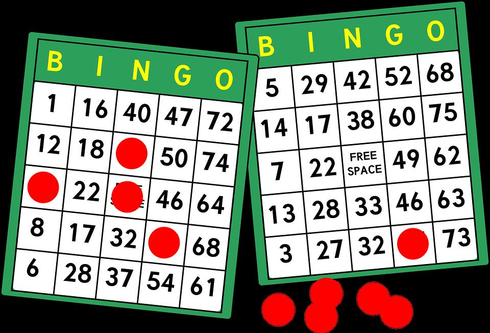 لعبة البينجو بمال - 14401