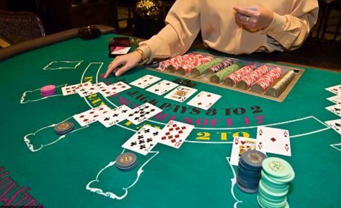 لعبة البلاك جاك - 35106