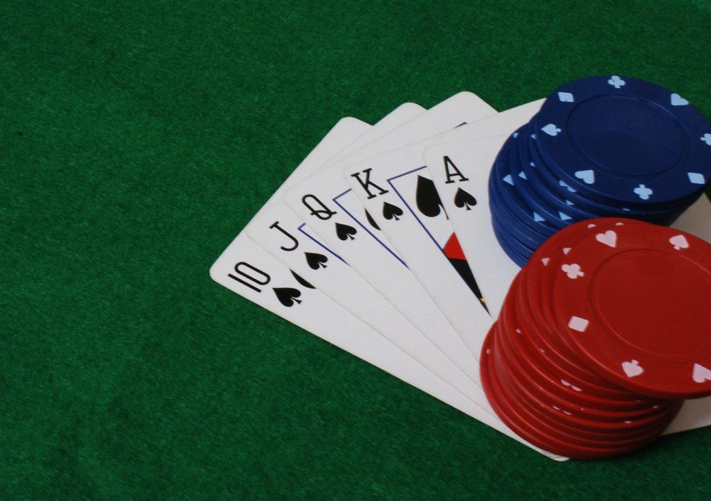 لعب بوكر - 45358