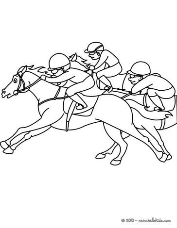 مصطلحات سباق الخيل - 69954