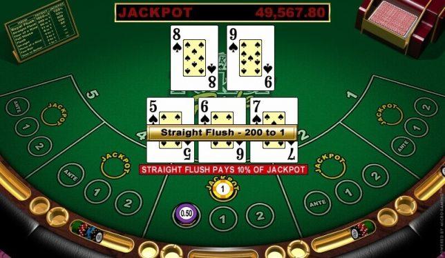 لعبة بوكر ربحية - 15053