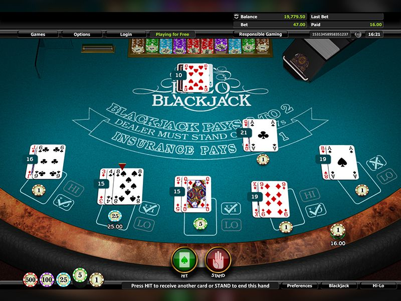 بلاك جاك استراتيجيات - 77294